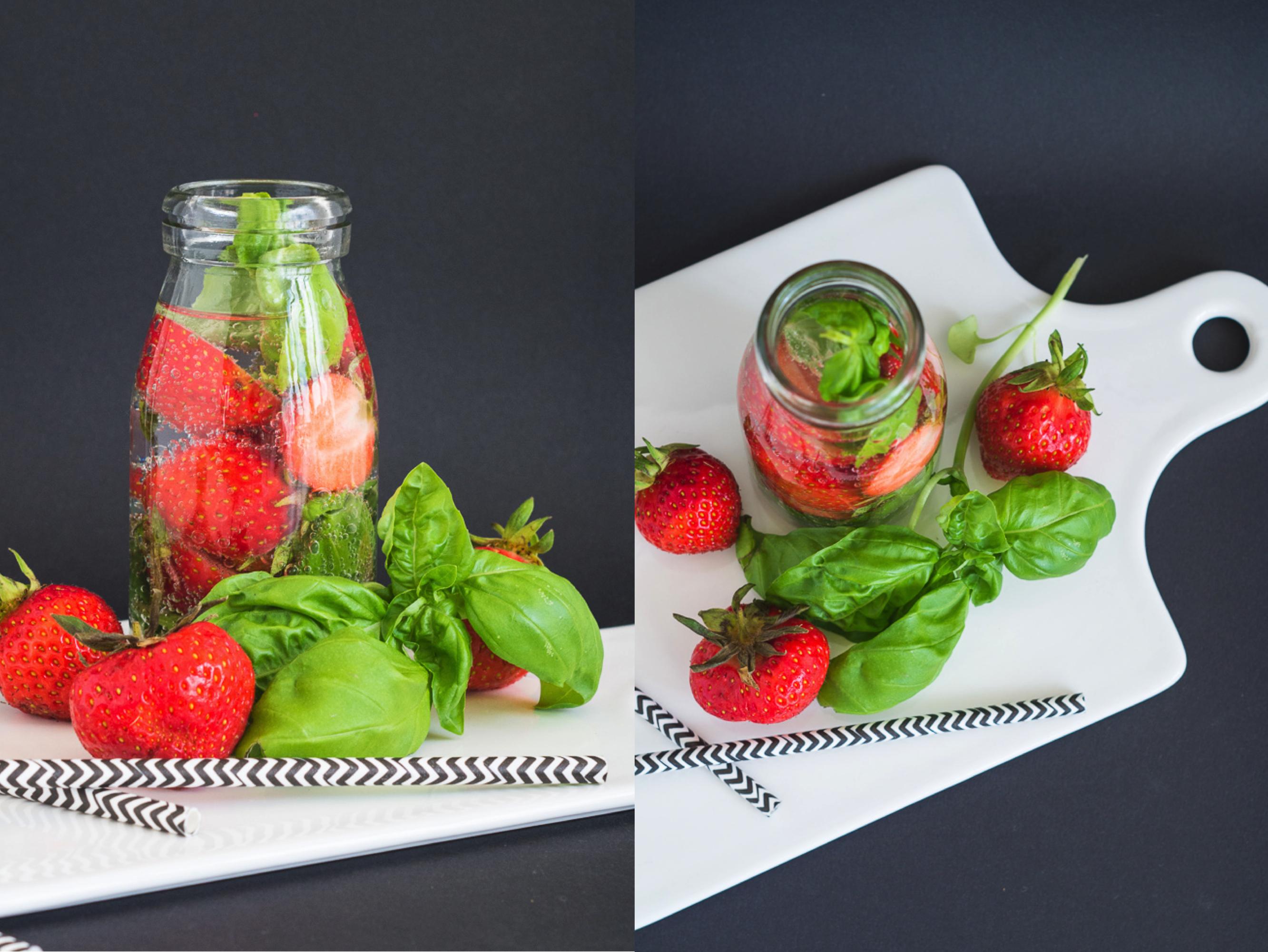 Wasser, Wasser, Wasser - Drei infused water Rezepte mit Früchten und Kräutern_VIII